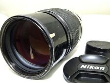 Nikon NIKKOR 180mm f2.8 Ai Lens Manual Focus - Free Shipping USA
