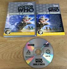 Doctor Who - Carnival Of Monsters (DVD, 2002)