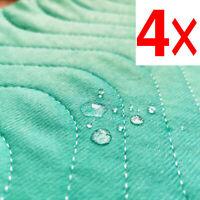 4 Stk Inkontinenzunterlage Matratzenauflage ca 90x75 saugstark 100% wasserdicht
