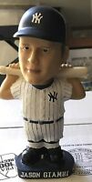 "NEW YORK YANKEES JASON GIAMBI BOBBLE HEAD 6"" Tall"