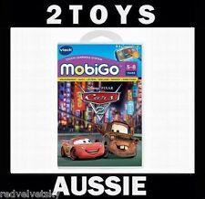 Vtech MOBIGO 2 Game ~ CARS 2 (Disney Pixar) ~ NEW