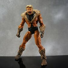 """Marvel Legends Face-Off Sabretooth Variant 6"""" Action Figure ToyBiz 2006"""