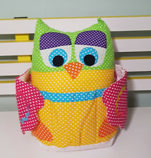 SHARON EL OWL MADE SPECIFICALLY FOR YOU STORAGE SOFT TOY PLUSH TOY 33CM TALL!
