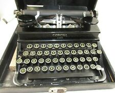 1934 Corona Four Improved 1F Series Typewriter in Fine Condition