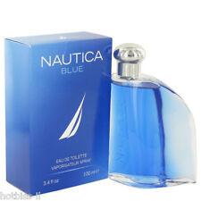 Nautica Blue Cologne Perfume Men 3.4 oz 100 ml Eau De Toilette Spray New In Box