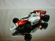 McLAREN MP 4/2 TAG PORSCHE - MARLBORO - PROST No 1 - F1 1:53 - GOOD CONDITION