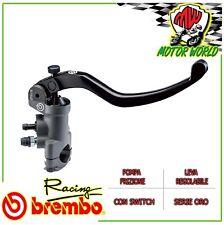 Pompa Freno Radiale 16x18 mm Brembo 10476080 Tricolore x Monodisco Brake Pump