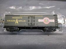 Athearn N Scale Hoods 40' Wood Sided Milk Car #ATH23962