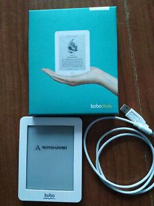 kobo mini ebook reader nie genutz, wie neue