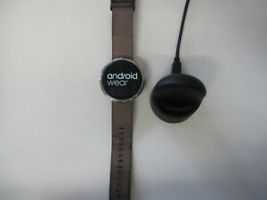 Moto 360 First Generation Leather | Brown | Used