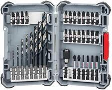 Bosch - 2608577148 - Impact Control Hss Drill Bit & Screwdriver Bit Set 35 Pce