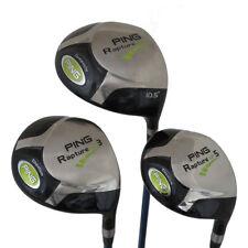 Ping Golf Rapture Driver, 3 & 5 Wood Set Aldila VS Proto Graphite Regular Flex