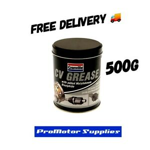 0168 Granville CV Grease Moly Lithium Lubricant Joints - 500g - Free Delivery