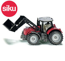 SIKU NO.1484 1:87 Scale MASSEY FERGUSON TRACTOR & FRONT LOADER Dicast Model Toy