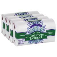 3x Palmolive Cashmere Soap Bouquet Lavender 4 Pack