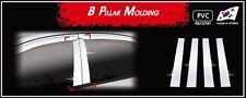 Chrome B-Pillar Garnish Molding Trim 4Pcs B193 for Chevy Holden Spark 2016~ 2017