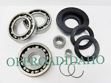 REAR DIFFERENTIAL BEARING SEAL KIT HONDA FOREMAN 400 TRX400FW 4WD 4X4 1995-2001