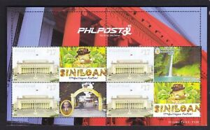 Philippines 2019 SINILOAN Guiligan Festival  personalized MS/4 mint NH
