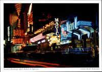 PARIS Postkarte Frankreich France Carte Postcard Place Pigalle mit Moulin Rouge