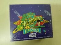 The Hitchhikers Guide to the Galaxy Trading Cardz Factory Sealed Box