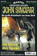 JOHN SINCLAIR ROMAN Nr. 1989 - Im Reich des Spuks - Daniel Stulgies NEU