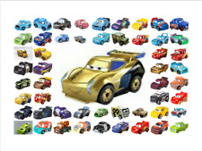 Disney Pixar Cars - Metal Mini Racers - CHOOSE YOUR CAR (sent w/ mail tracking)