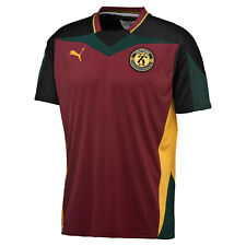Puma x Daily Paper Collab 20 Years African Football Soccer Jersey Shirt L Mens