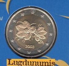 Finlande 2003 - 2 Euro - Neuve FDC provenant du coffret 175000 exemplaires