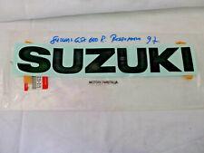 Suzuki gsx600 R GSX 600 R ADESIVO carena sticker 61441-92E20-019 EMBLEM fairing
