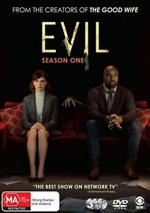 Evil - Season 1 : NEW DVD