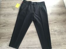 Noose & Monkey Basil Cropped Suit Trousers In Black - Size 34S - New With Tags