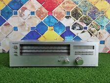 More details for rare vintage classic hi-fi sony fm-am program tuner st-333l - working
