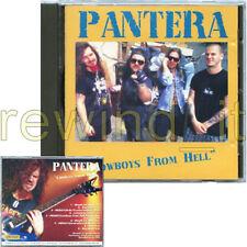 """PANTERA """"COWBOYS FROM HELL"""" RARE CD 1994 ITALY"""