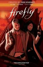 Firefly: The Unification War Vol. 3 (3) - Hardcover By Whedon, Joss - Very Good