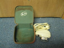Vintage Norelco Electric Shaver Model SC-7750 with Case