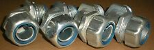 "ELECTRICAL 4240 T&B 1/2"" SHORT ELBOW THOMAS  BETTS FITTINGS NYLON INSULATED 4 PC"