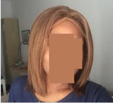 Full lace wig Yaki 100% Remy Hair - 4/6 customisée - Neuve Tulle non coupé