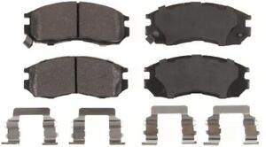 Disc Brake Pad Set-Coupe Front Bendix D484