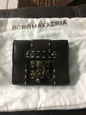 bcbg max azria Leather Hand wallet