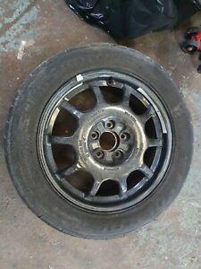 """Mercedes S Class S320 W220 17"""" Spare Wheel 1999-2004 225 55 R17"""