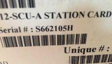 NEC - NITSUKO - TIE  Onyx 88120 - DTS-12-SCU-A 12 Port Station Card Refurbished