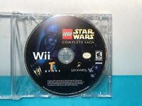 Lego Star Wars The complete Saga Nintendo WII DISC ONLY