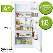 A+ Kühlschrank Einbaukühlschrank Einbau 122cm Gefrierfach Einbaugerät Bauknecht
