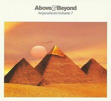 Audio CD: Anjunabeats Volume 7, Above & Beyond. Acceptable Cond. . 617465219627