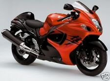 Gsx1300r K9 Touch Up Kit del interior y exterior Negro Candy Max Naranja