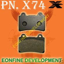 BRAKE PAD for YAMAHA FZR R1-Z TDR 250 FZR TZR250 FZR400