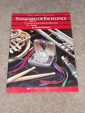 Standard of Excellence Book 1 Timpani & Auxiliary Percussion W21TM