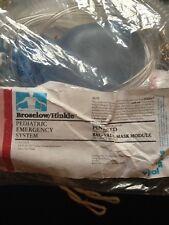 Broselow/Hinkle Pediatric Emergency System Bag Valve Mask Module 7420 Pink/Red