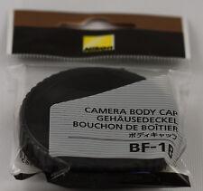 Nikon Genuine Body Cap BF1B D5200 D7100 D3200 D700 D600 D800 D4 D7200 FM2 Cover