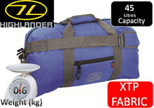 Blue Highlander Lightweight Cargo 45 Litre Kit Bag / Holdall - XTP Fabric